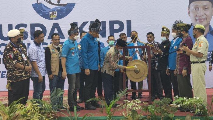 BREAKING NEWS: Musda KNPI Riau di Pelalawan Resmi Dibuka di GOR Tengku Pangeran, Seratusan OKP Hadir