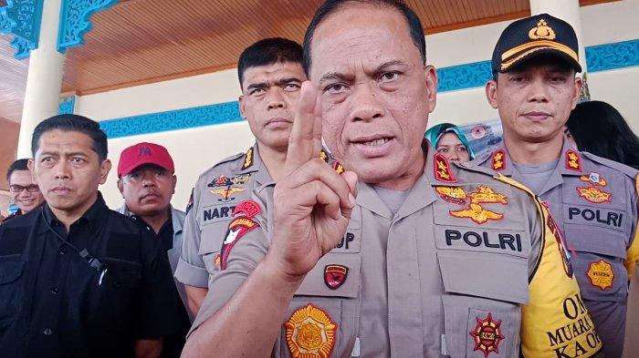 BREAKING NEWS: Mantan Kapolda Riau Irjen Pol (Purn) Widodo Eko Prihastopo Meninggal Dunia