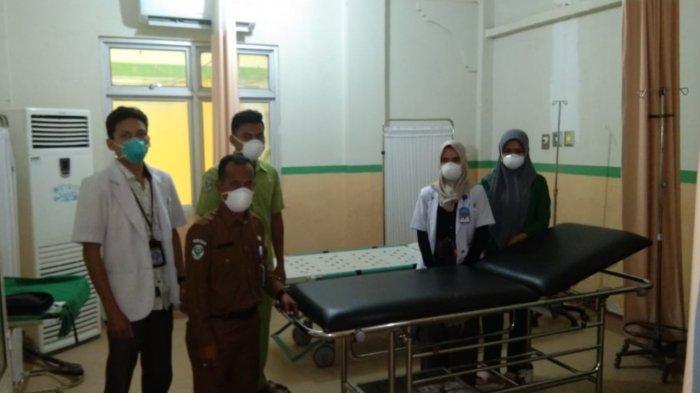 BREAKING NEWS: RSUD Pelalawan Riau Siapkan Ruang Isolasi, Antisipasi Virus Corona