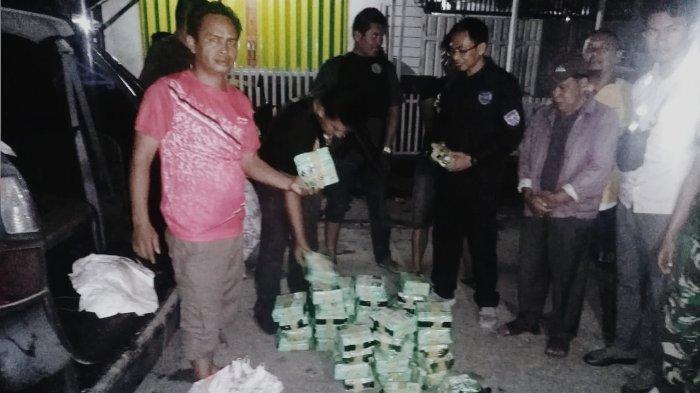 BREAKING NEWS: Sabu-sabu Diduga Seberat 50 Kg Diamankan BNN Pusat di Kotabaru Seberida Inhil