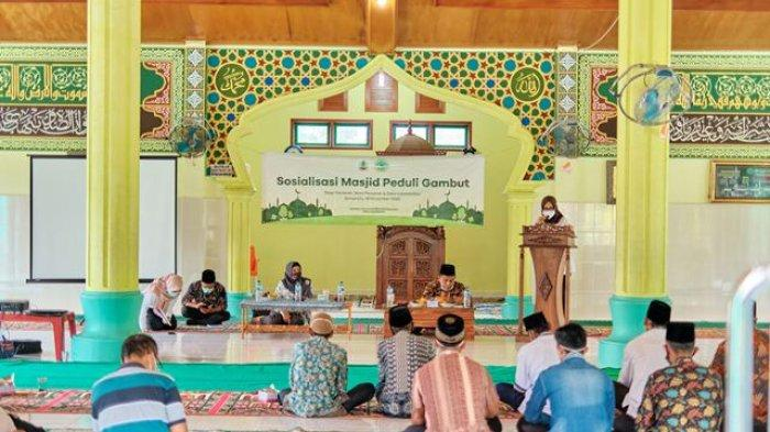 Pemuka Agama Berperan Penting Cegah Karhutla
