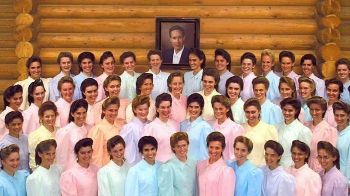Pimpin Sekte Aliran Gereja Mormon, Pria ini Punya 79 Istri Muda dan Cantik, Tapi Berujung Tragis