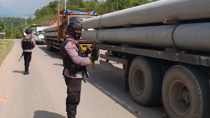 Ini Jumlah Kendaraan yang Disuruh Putar Balik Selama Larangan Mudik di Riau, Ada yang Kena Tilang