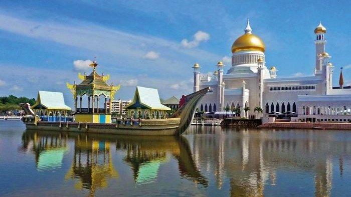Pemerintah Transparan & Jamin Kebutuhan Warga, Rahasia Brunei Darussalam Bisa Kendalikan Covid-19