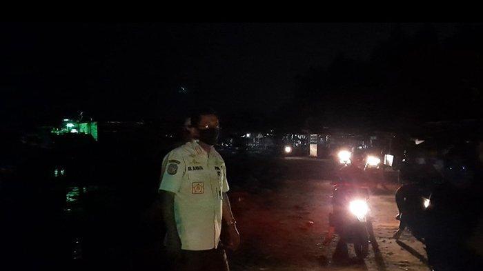 Dibubarkan Paksa, Banyak Warga Berkerumun di Bandar Bakau Dumai Saat Malam Pergantian Tahun 2021