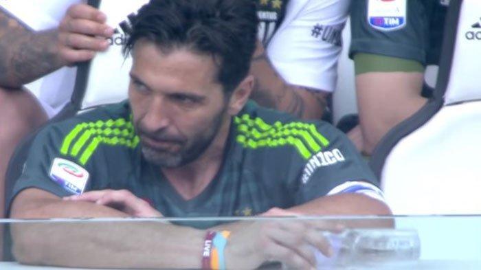 Buffon pindah klub
