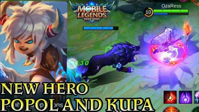 Item Build Hero Popol and Kupa, Hero Terbaru Mobile Legend Rilis Bulan April 2020 Ini