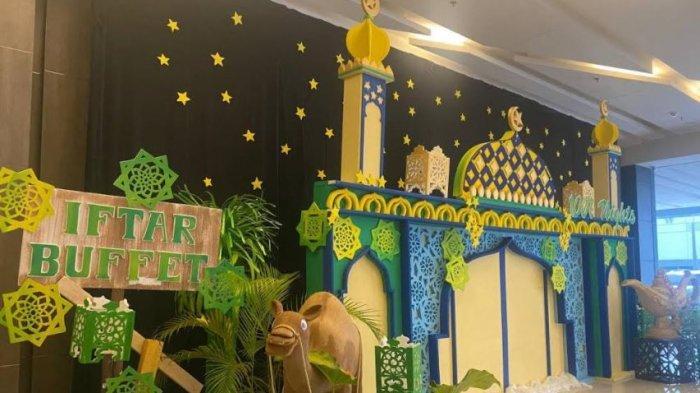 Buka Puasa 1001 Malam ala Novotel Pekanbaru