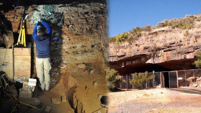 Bukti Manusia Purba Ada, Ditemukan Rumah Berumur 2 Juta Tahun, Ini Penjelasan Arkeolog