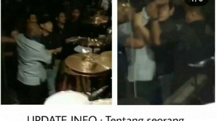 Viral di Medsos, Seorang Bupati Mengamuk di Club Malam di Makassar