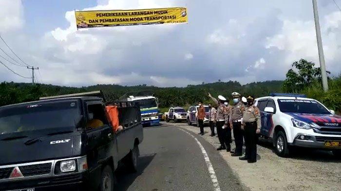 Larangan Mudik Lebaran di Riau, Wakil Gubernur Riau Sentuh Hati Pemudik, Jangan Coba Kucing-Kucingan