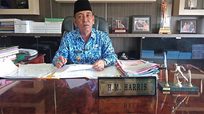 Bupati Pelalawan HM HarrisTernyata Sudah Penuhi Panggilan Bawaslu Riau
