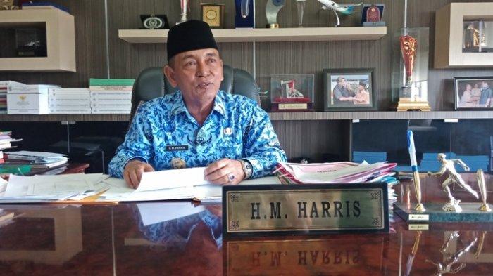 HM Harris Harapkan Dana Pusat untuk Pembangunan Teknopolitan dan Pelabuhan Sokoi di Pelalawan