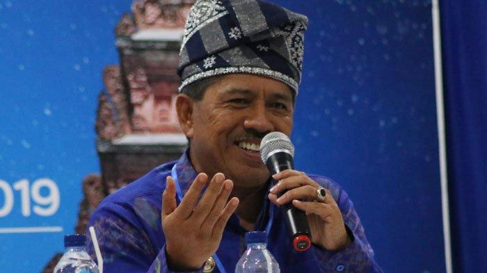Minta Kapolres Siak Usut Pelaku, Bupati Alfedri Sebut Karhutla di Siak Riau Disengaja