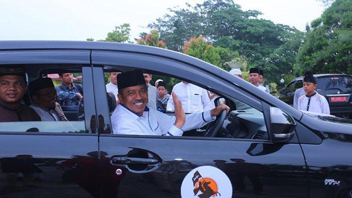 Bupati Siak Riau Kukuhkan Komunitas Pejuang Subuh Tualang