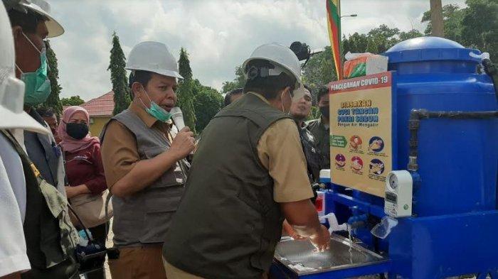 Bupati Siak Launching Water Meter Prabayar, Mendapatkan Air Bersih Cukup dengan Membeli Token