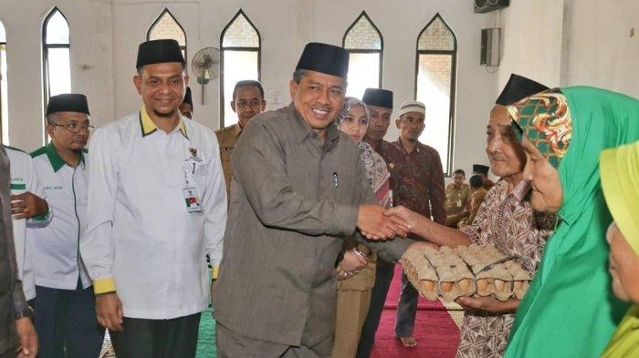 Bupati Alfedri Minta Baznas Siak Riau Gali Potensi Zakat