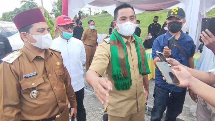 Bupati Pelalawan Izinkan Salat Idul Fitri di Daerah Zona Hijau dan Kuning, Zukri: Patuhi Prokes