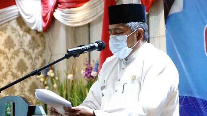Bupati Siak Usulkan 11 Ranperda ke DPRD Siak