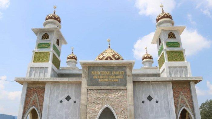 Bupati Zukri Minta Dinas PUPR Data Masjid di Sepanjang Lintas Timur Pelalawan, Ini Tujuannya