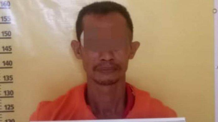 Buron 6 Bulan Setelah Bacok Orang, IL Pelaku Penganiayaan di Kampar Ditangkap di Belakang Rumah