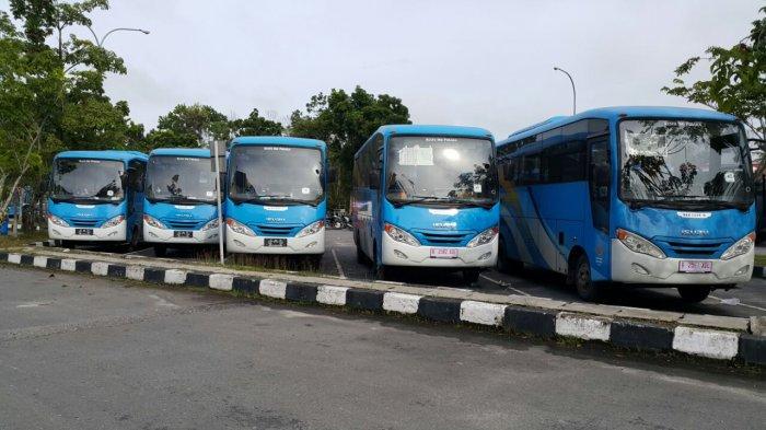 JADWAL dan Jam Operasional Bus Transmetro Pekanbaru, Koridor dan Harga Tiket Transmetro Pekanbaru
