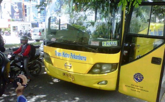 Sopir Bus TMP Ugal-ugalan, Sampaikan Saja Pengaduan ke Nomor Ini