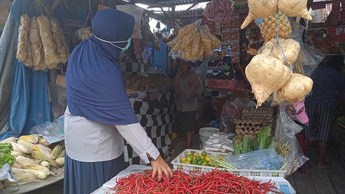 Harga Cabe Rawit Bikin Galau Emak-emak di Inhu, Melonjak Naik Capai Rp 80 ribu Per Kilogram