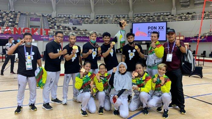 Riau di Urutan 8 Klasemen Medali Sementara PON Papua, Kumpulkan 14 Medali Hingga Minggu Sore