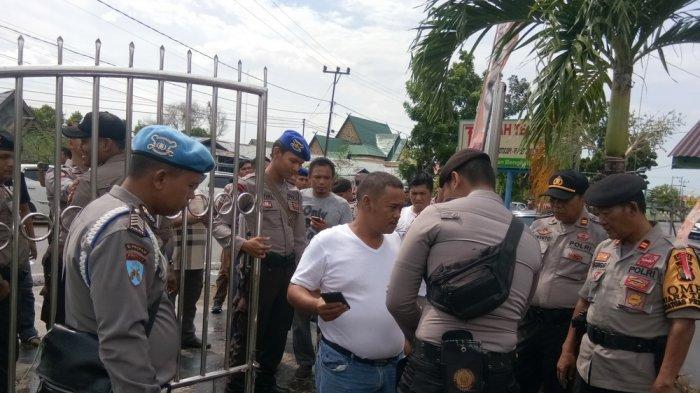 DPP Nasdem Beri Atensi Pleno di PPK Kecamatan Mandau