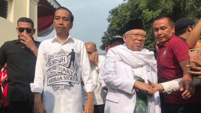 Mantan Hakim MK Sebut Jokowi-Maruf Tak Mungin Didiskualifikasi dari Pilpres Meski BPN Beri Bukti