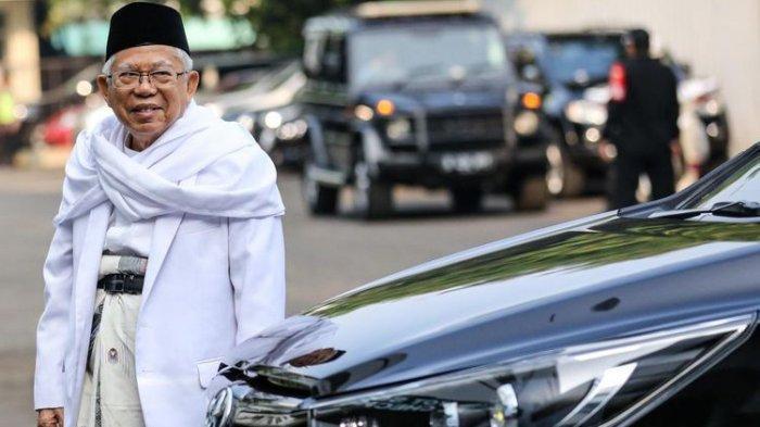 Rektor UIN Imam Bonjol Padang Minta TKD Maruf Amin Alihkan Kegiatan ke Tempat lain, Ini Sebabnya