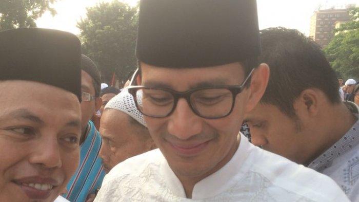 Sandiaga Uno Besok ke Riau, Ustaz Abdul Somad akan Hadiri Prosesi Adat Tepuk Tepung Tawar LAM Riau