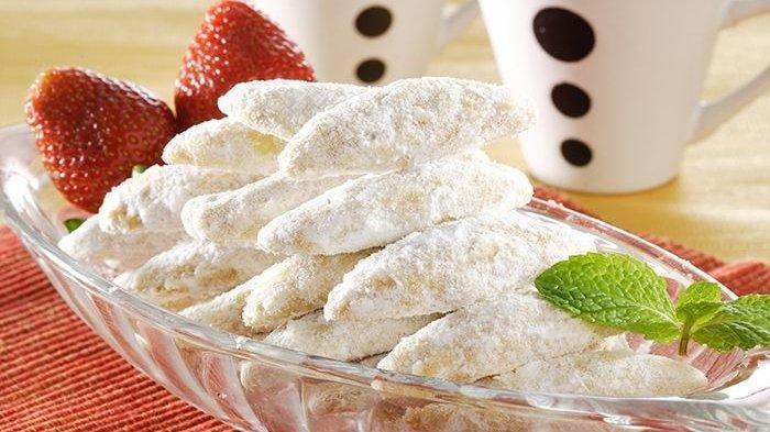 Ini CaraMembuat Kue Putri Salju Lumer di Mulut, Tak Gampang Hancur, Ikuti Tipsnya