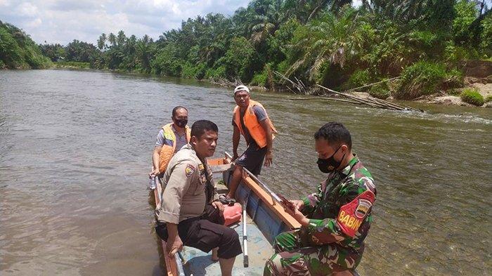 Tiga Bocah Hanyut Terbawa Arus Sungai Batang Lubuh, Dua Selamat Satu Hilang, Begini Awalnya