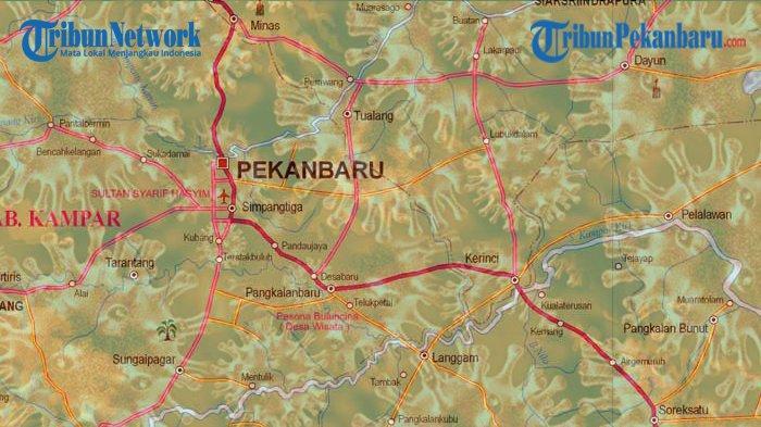 Waspada, 8 Kelurahan di Pekanbaru Masuk Zona Merah Penularan Covid-19