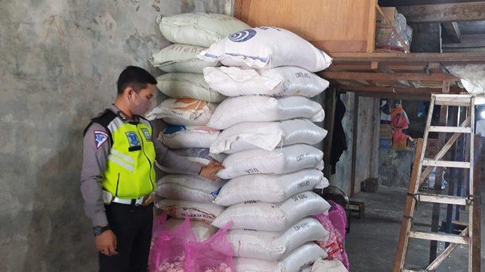 Datangi Agen dan Distributor Sembako, Polres Meranti Cek Stok dan Harga, Antisipasi Kelangkaan