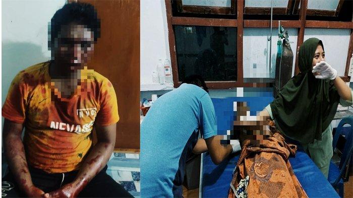BREAKING NEWS Cekcok Keluarga Berujung Maut, Remaja 14 Tahun Di Inhil Tewas Usai Ditikam Pamannya