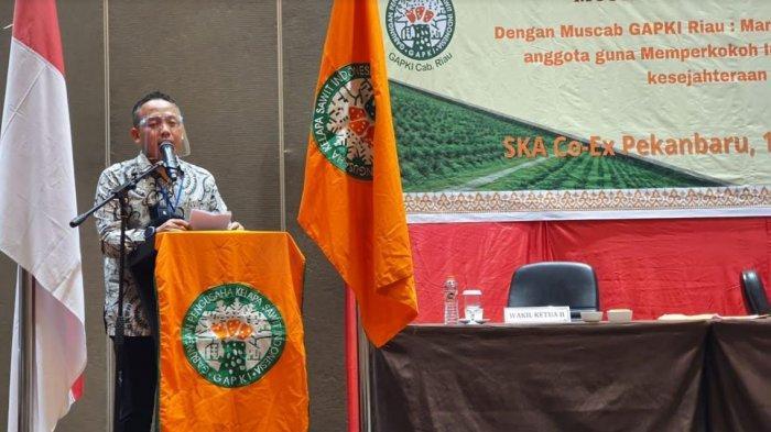 CEO PTPN V Terpilih Nahkodai GAPKI Riaul