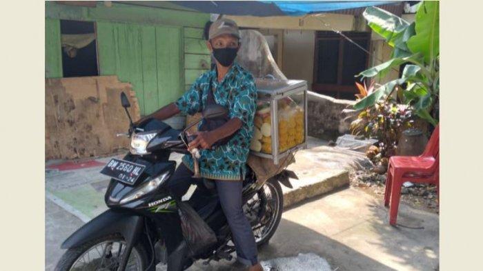 Cerita Penjual Buah di Dumai Menangis Dengar Kapolres Pindah Tugas, Dagangan Masdion Rutin Dibeli