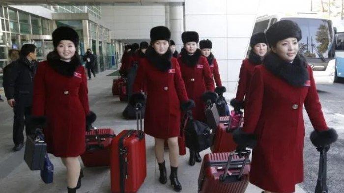 Pemimpin Korut Kim Jong Un Punya 2.000 Gadis Pelayan Nafsu, Berusia 13 -16 Tahun