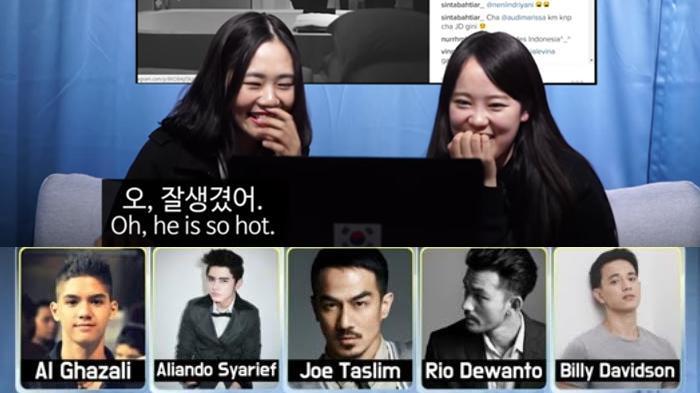 Bukan Aliando Atau Al Ghazali, Tapi Aktor Indonesia Inilah Favorit Gadis Korea Selatan