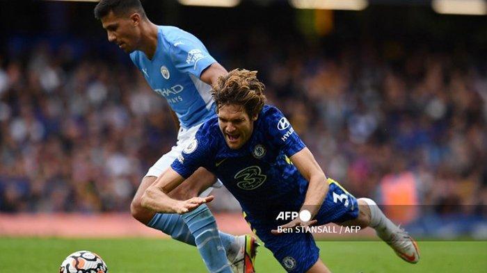 Hasil Liga Inggris, Chelsea Dikalahkan Man City, Posisi The Blues Langsung Melorot di Papan Klasemen