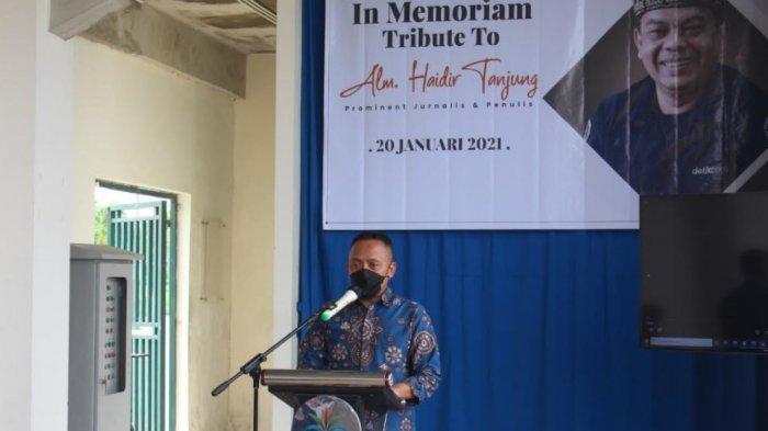 PTPN V Tuan Rumah Tribute To Haidir Anwar Tanjung