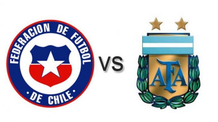 Data dan Fakta Laga Panas Chile vs Argentina
