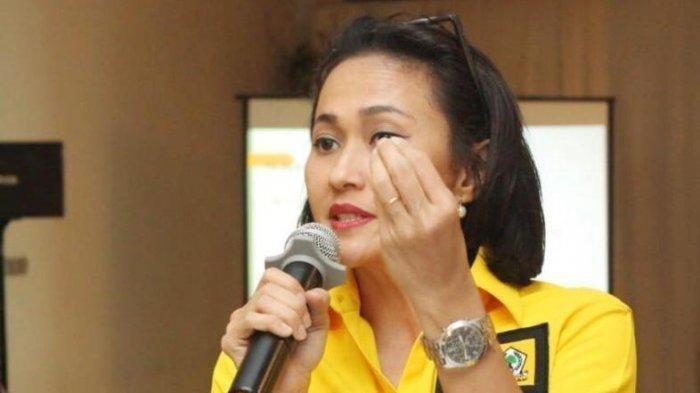 Siapa Sosok Christina Aryani Wanita Cantik di Barisan Pengacara Kubu 01 Jokowi-Maruf Amin?