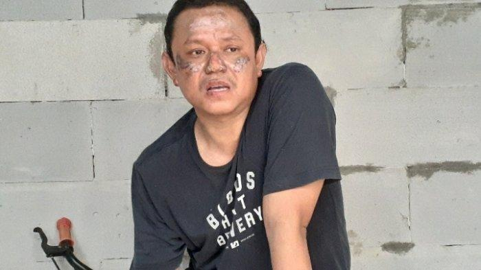 Susanto Dongkol dan Cinta Membutakannya, Kajam dan Bakar Rumah Orang yang Berisi Satu Keluarga