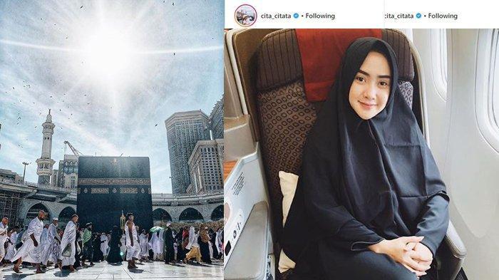 CITA Citata Doakan CITATONES dan Followers Jadi Tamu Allah SWT di Makkah
