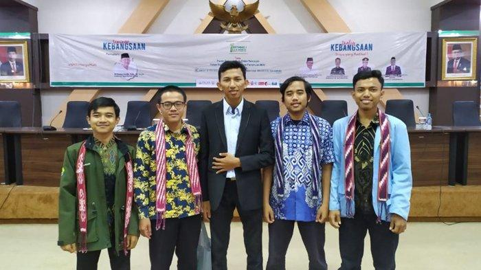 CITIZEN JOURNALISM : 6 Pemuda Riau Hadiri Rapimnas 1 FSLDK Se-Indonesia 2020 di Pontianak