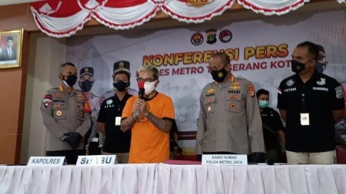 Polisi Ungkap Coki Pardede Pakai Narkoba Sejak Kuliah, Kini Resmi Direhabilitasi